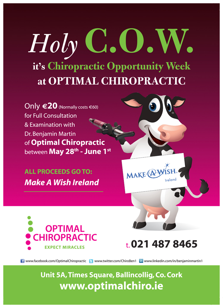cow promotion 2012