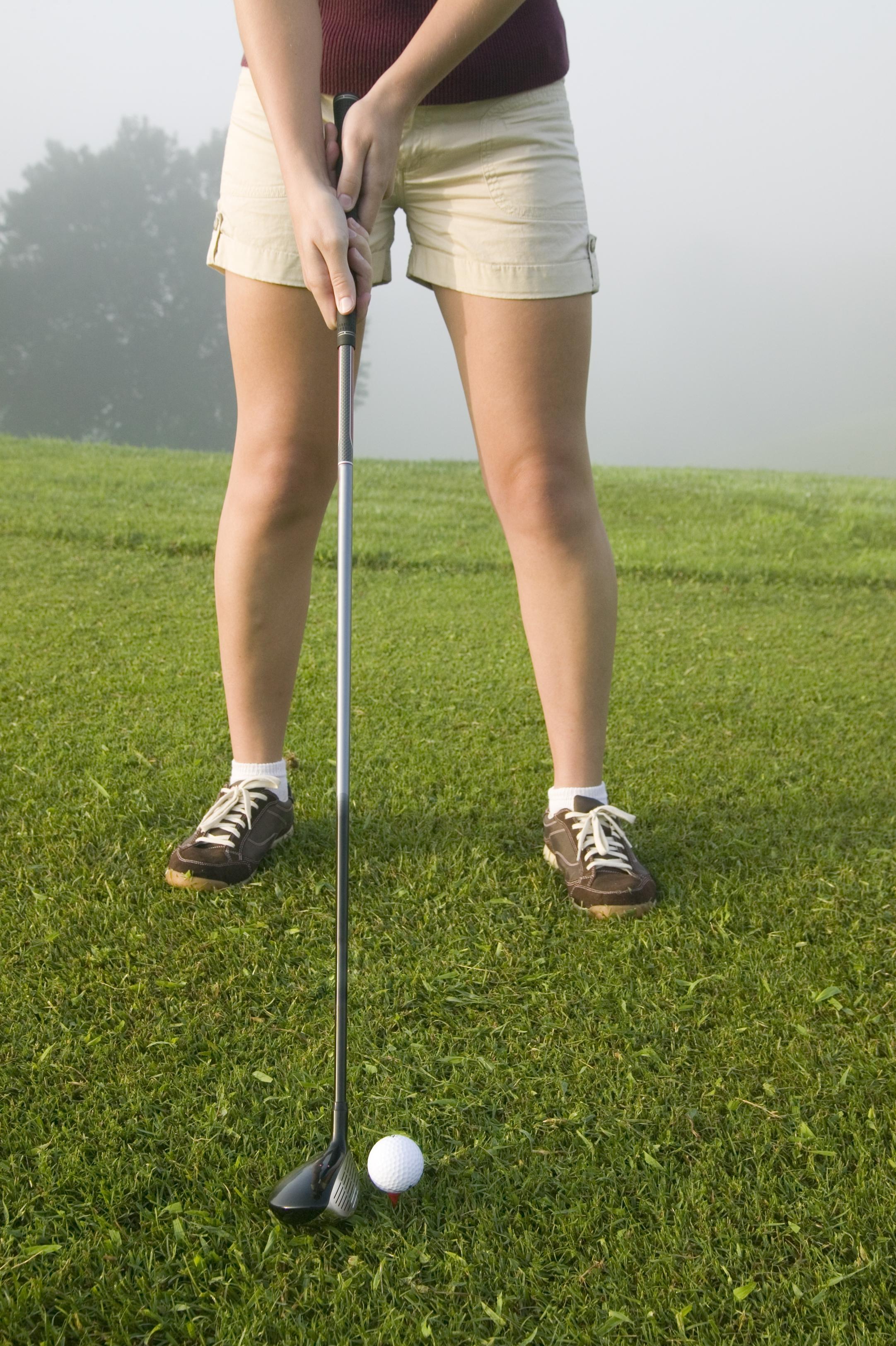 Improving Golf Swing Improving Golf Posure Golf Injuries