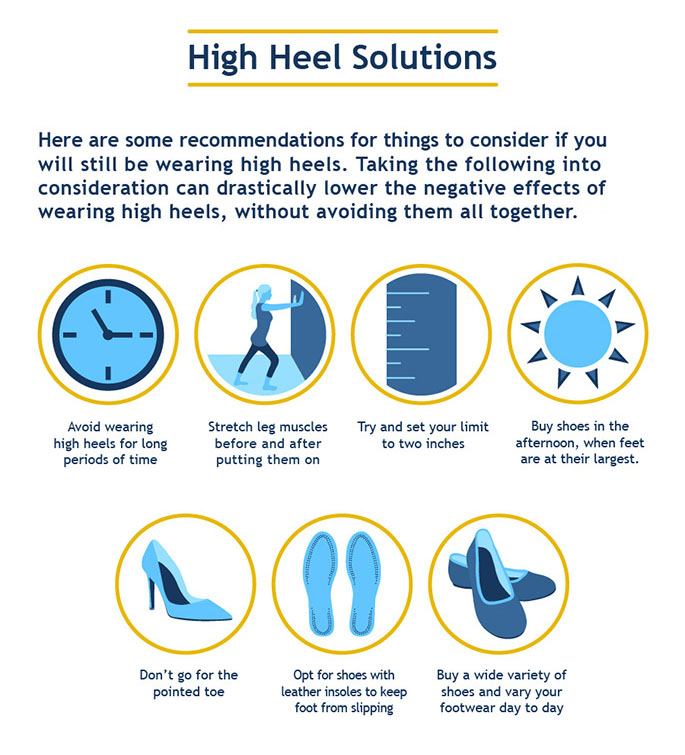 High Heel Solution