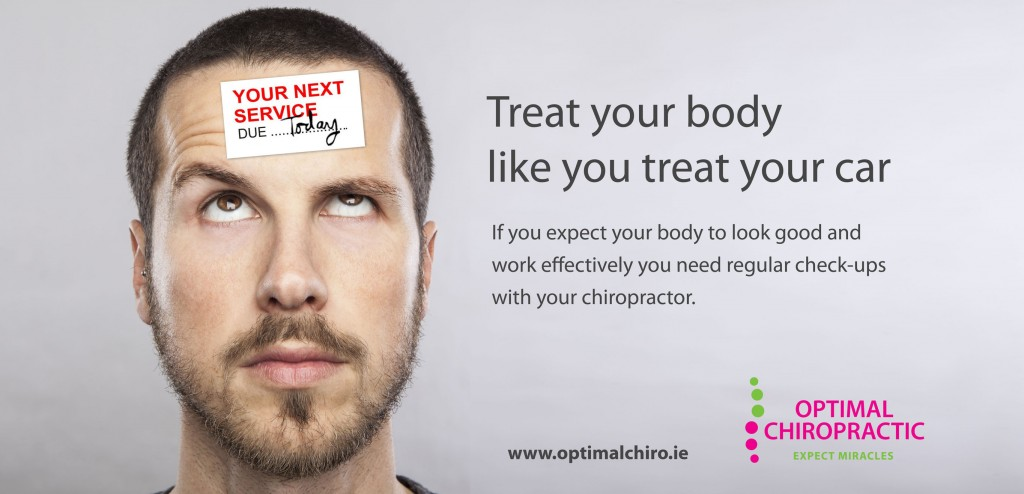 Treat your body like you treat your car