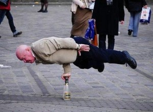 Elderly Man Strength
