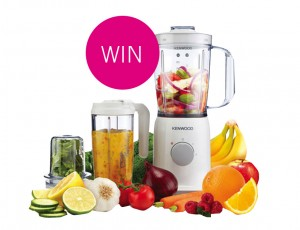 Win a Blender at Optimal Chiro