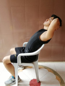 Stretch - 3 Stretches that counteract the sitting pose