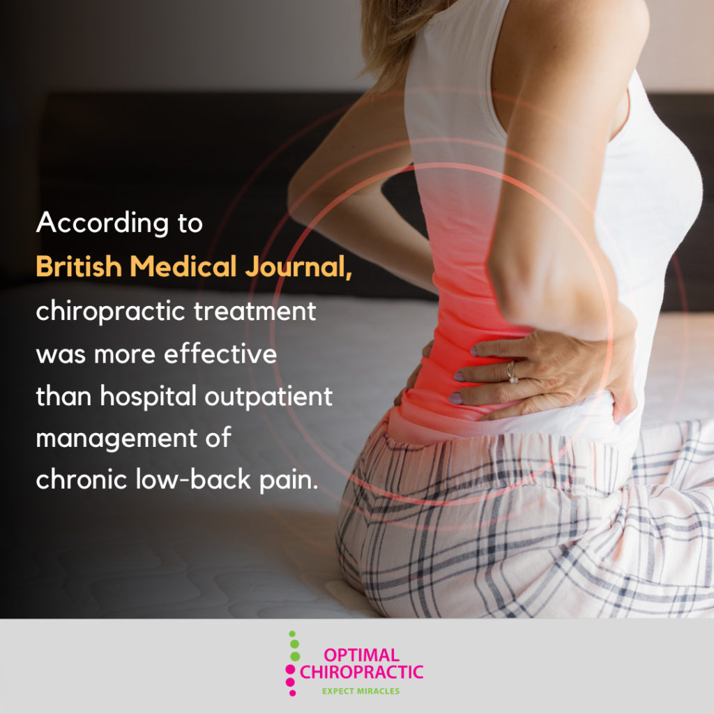Chiropractic Treatment for Sciatica and low back pain in Cork